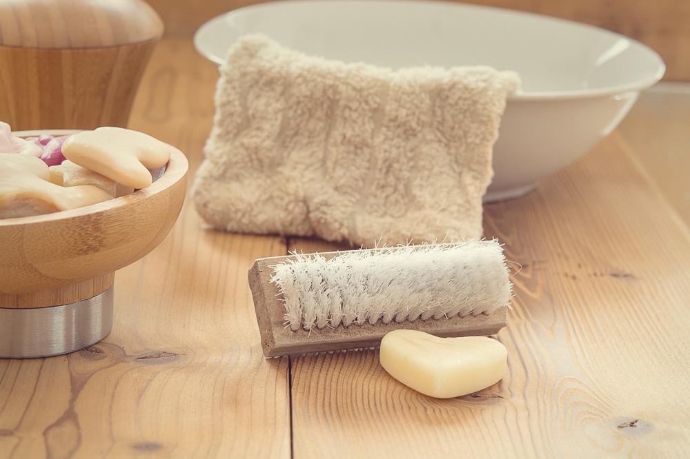 石鹸の写真